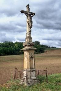 Kamenný kříž Oslavany_1