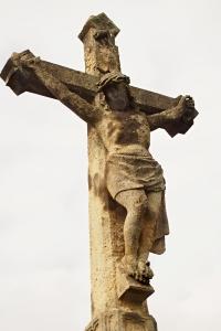 Kamenný kříž Oslavany