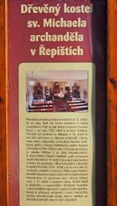 Dřevěný kostel sv. Michaela Archanděla Řepiště_3