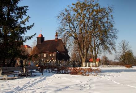 Dřevěný kostel sv. Michaela Archanděla Řepiště_4