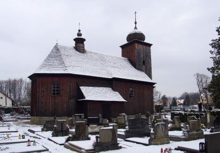 Dřevěný kostel sv. Petra a Pavla Albrechtice_3