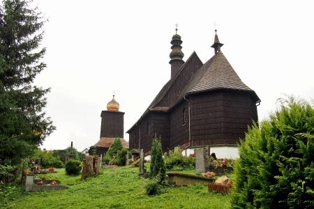 Dřevěný kostel sv. Petra a Pavla v Liberku _17
