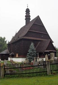 Dřevěný kostel sv. Petra a Pavla v Liberku _1