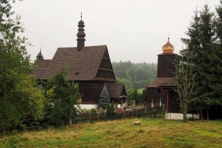 Dřevěný kostel sv. Petra a Pavla v Liberku _3