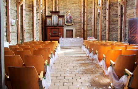 Dřevěný kostel sv.Jiří Loučná Hora