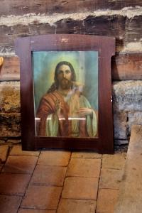 Dřevěný kostel sv.Jiří Loučná Hora_6