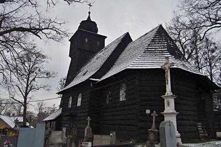 Kostel Nanebevstoupení Páně v Dolních Marklovicích _11