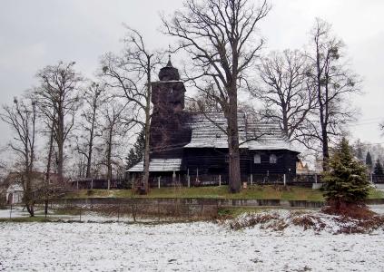 Kostel Nanebevstoupení Páně v Dolních Marklovicích _1