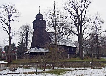 Kostel Nanebevstoupení Páně v Dolních Marklovicích _2