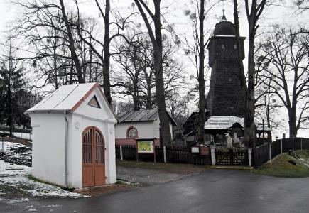 Kostel Nanebevstoupení Páně v Dolních Marklovicích _3