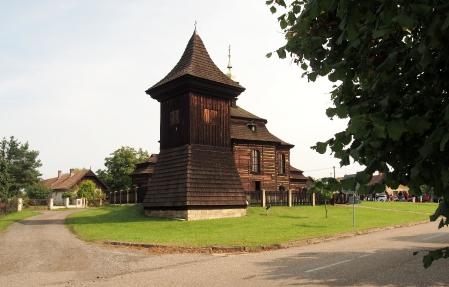 Kostel sv.Jiří Loučná Hora_12