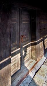 Sedliště - Dřevěný kostel Všech svatých_11