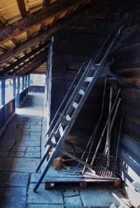 Sedliště - Dřevěný kostel Všech svatých_12