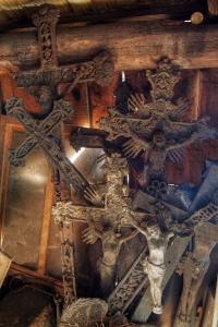 Sedliště - Dřevěný kostel Všech svatých_13