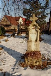 Sedliště - Dřevěný kostel Všech svatých_15
