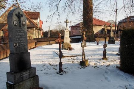 Sedliště - Dřevěný kostel Všech svatých_20