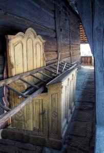 Sedliště - Dřevěný kostel Všech svatých_22
