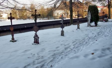 Sedliště - Dřevěný kostel Všech svatých_23