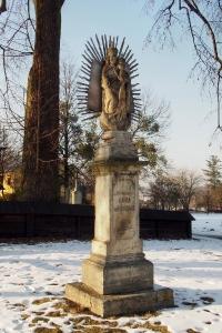 Sedliště - Dřevěný kostel Všech svatých_32