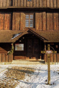 Sedliště - Dřevěný kostel Všech svatých_7
