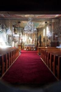 Sedliště - Dřevěný kostel Všech svatých_8