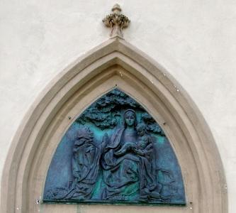 Kaple Narození Panny Marie Humberské, Krasonice_5