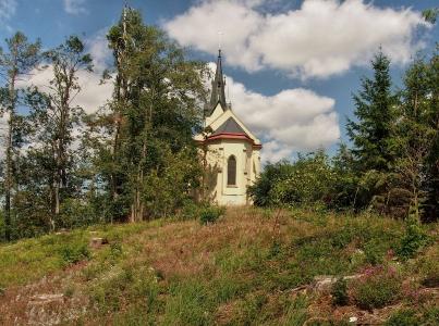 Kaple Narození Panny Marie Humberské, Krasonice