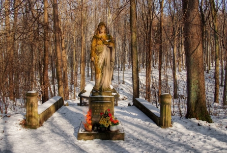 Dřevěná poutní  kaple sv. Kříže v Lískovci_5