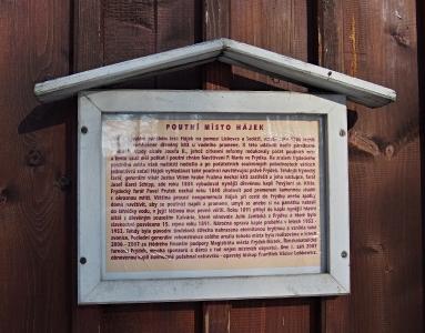 Dřevěná poutní  kaple sv. Kříže v Lískovci_6