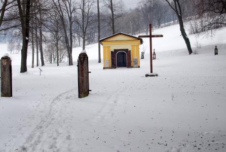Hřbitovní kaple Loučná nad Desnou _1