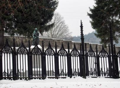 Hřbitovní kaple Loučná nad Desnou