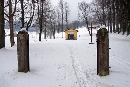 Hřbitovní kaple Loučná nad Desnou _5
