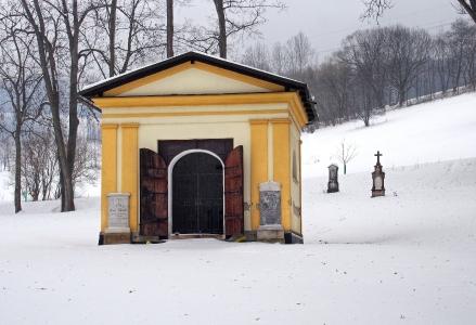Hřbitovní kaple Loučná nad Desnou _6