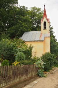 Kaple Panny Marie Lextinské Ivančice-Alexovice