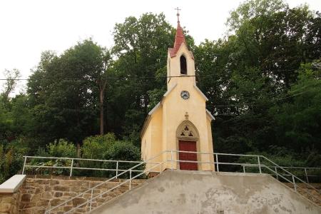 Kaple Panny Marie Lextinské Ivančice-Alexovice_6