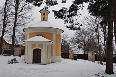 Kaple sv. Anny Lesní Hluboké_1