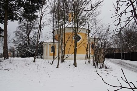 Kaple sv. Anny Lesní Hluboké_2