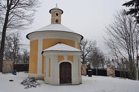 Kaple sv. Anny Lesní Hluboké_8