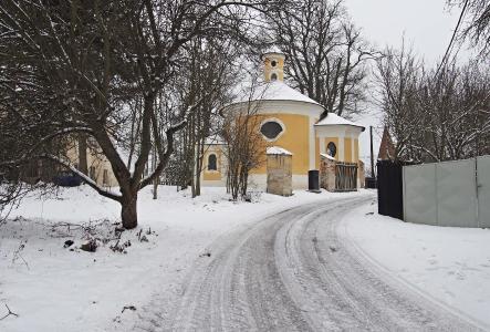 Kaple sv. Anny Lesní Hluboké_9