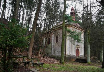 Kaple sv. Barbory Rezek