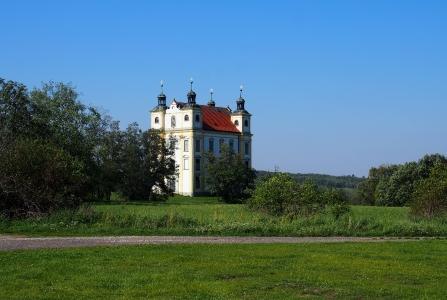 Kaple sv. Floriána Moravský Krumlov_2