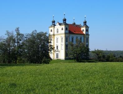Kaple sv. Floriána Moravský Krumlov