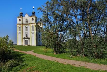 Kaple sv. Floriána Moravský Krumlov_4
