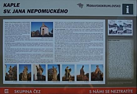 Kaple sv. Jana Nepomuckého Rešice