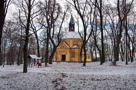 Kaple sv. Rocha na Křížovém vrchu Hustopeče_4