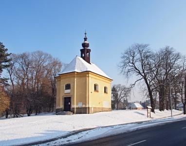 Kaple sv.Vavřince Bystřice pod Hostýnem_1