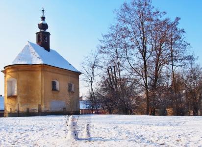 Kaple sv.Vavřince Bystřice pod Hostýnem_5