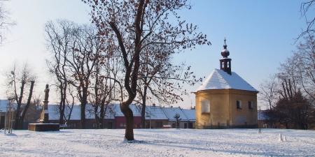 Kaple sv.Vavřince Bystřice pod Hostýnem_6