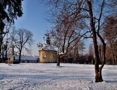 Kaple sv.Vavřince Bystřice pod Hostýnem_8