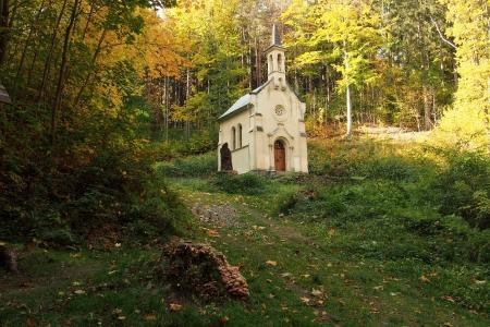 Kaple sv.Antonína Paduánského Javorník_3